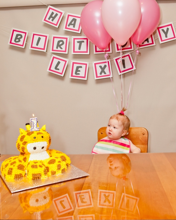 Lexi 1st Birthday - 045