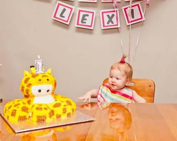 Lexi 1st Birthday - 046