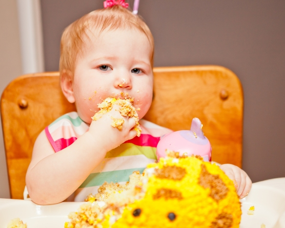 Lexi 1st Birthday - 049