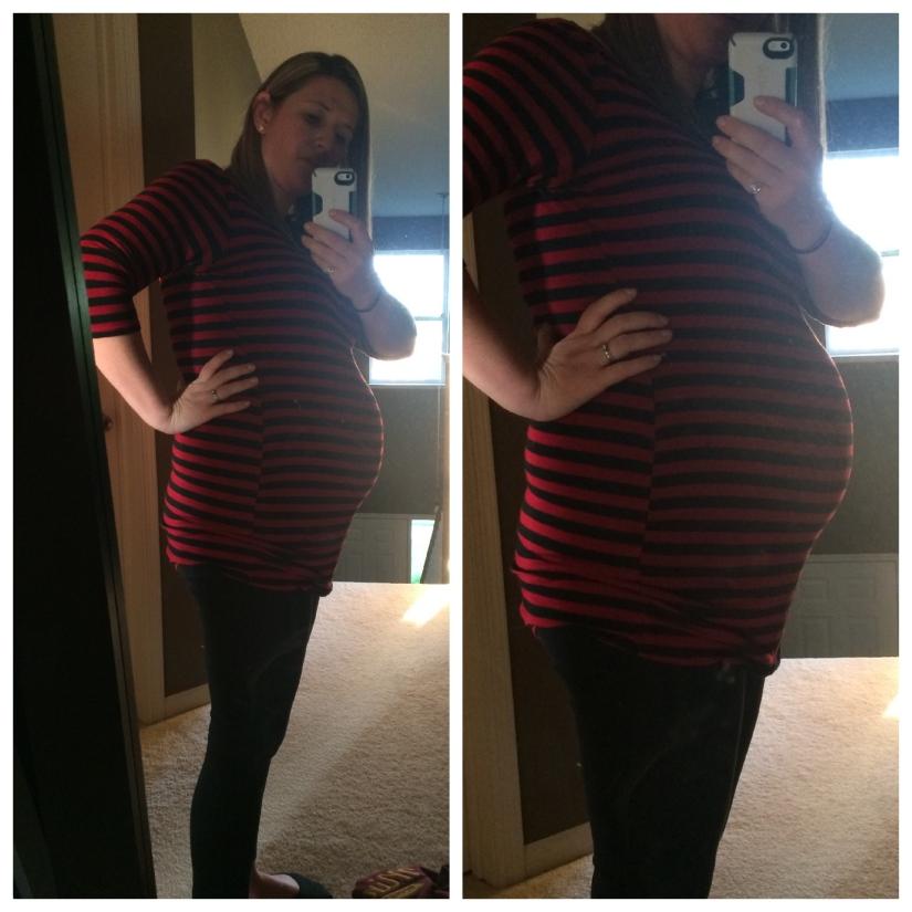 baby bump 3 32 weeks