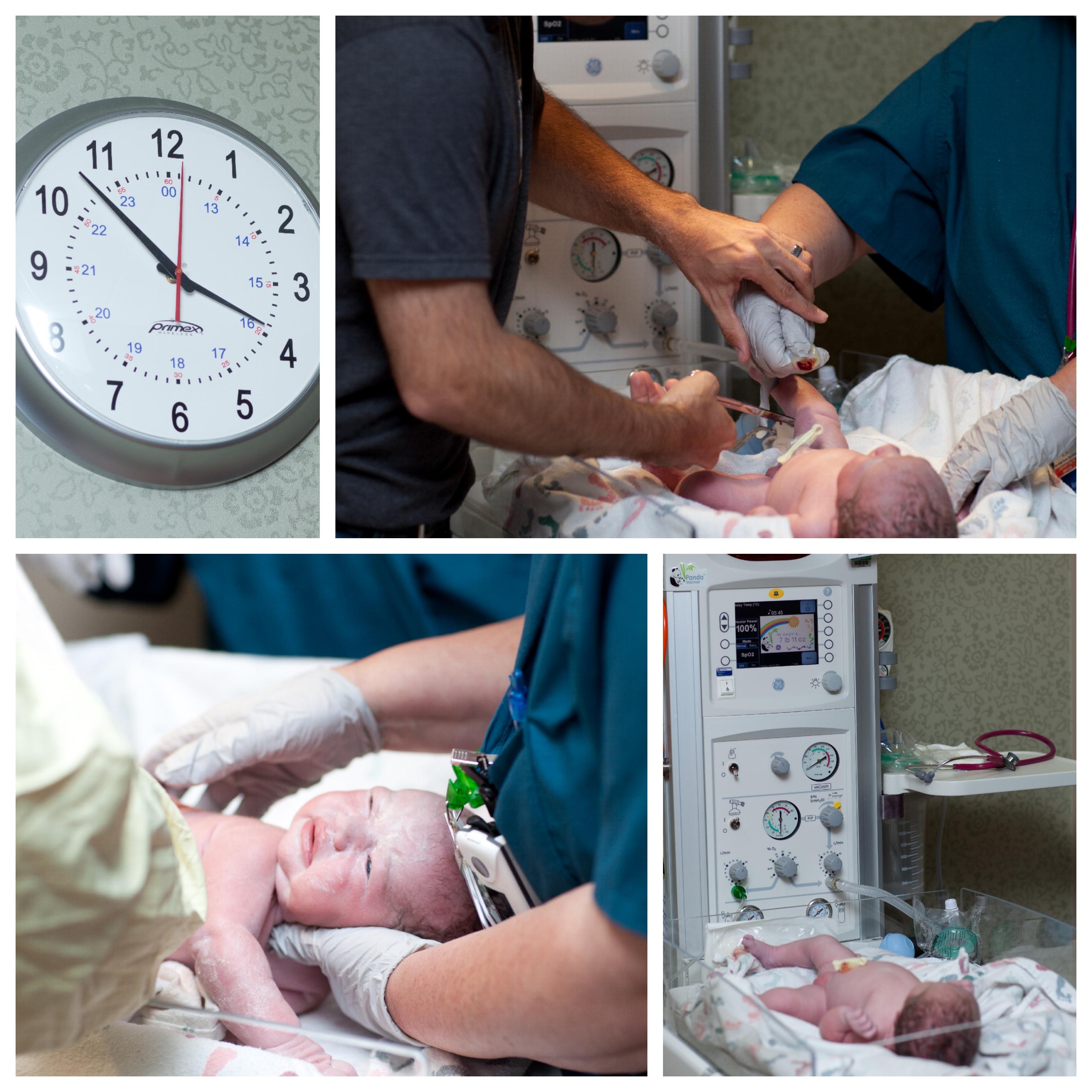 Kates birth story 2